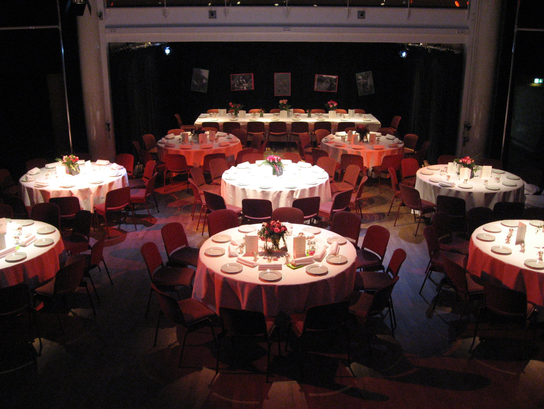 Theatersaal im TITANIA