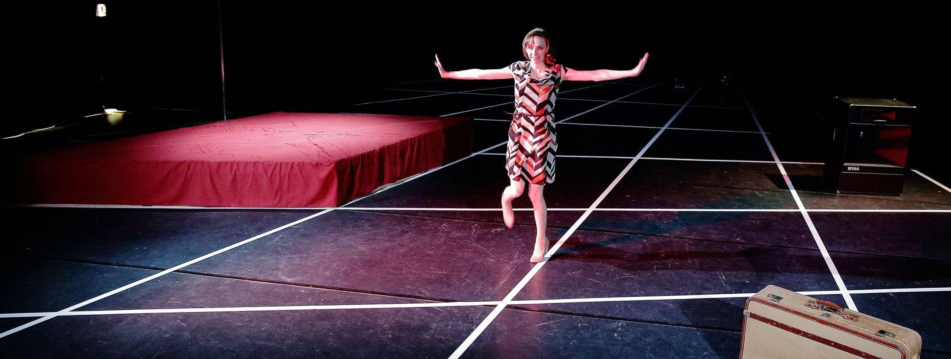 Naja Marie Domsel in GILGI © Felix Holland
