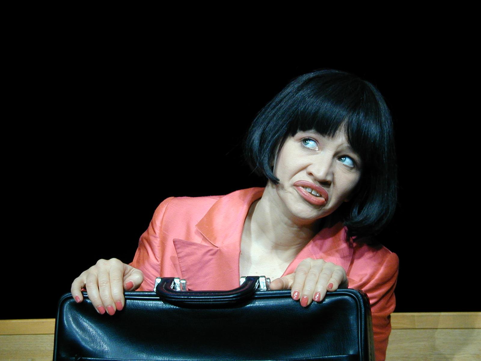 Bettina Kaminski in GLAUBE LIEBE HOFFNUNG © Mischa Goldmann